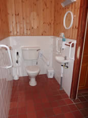 Byre Cottage Toilet