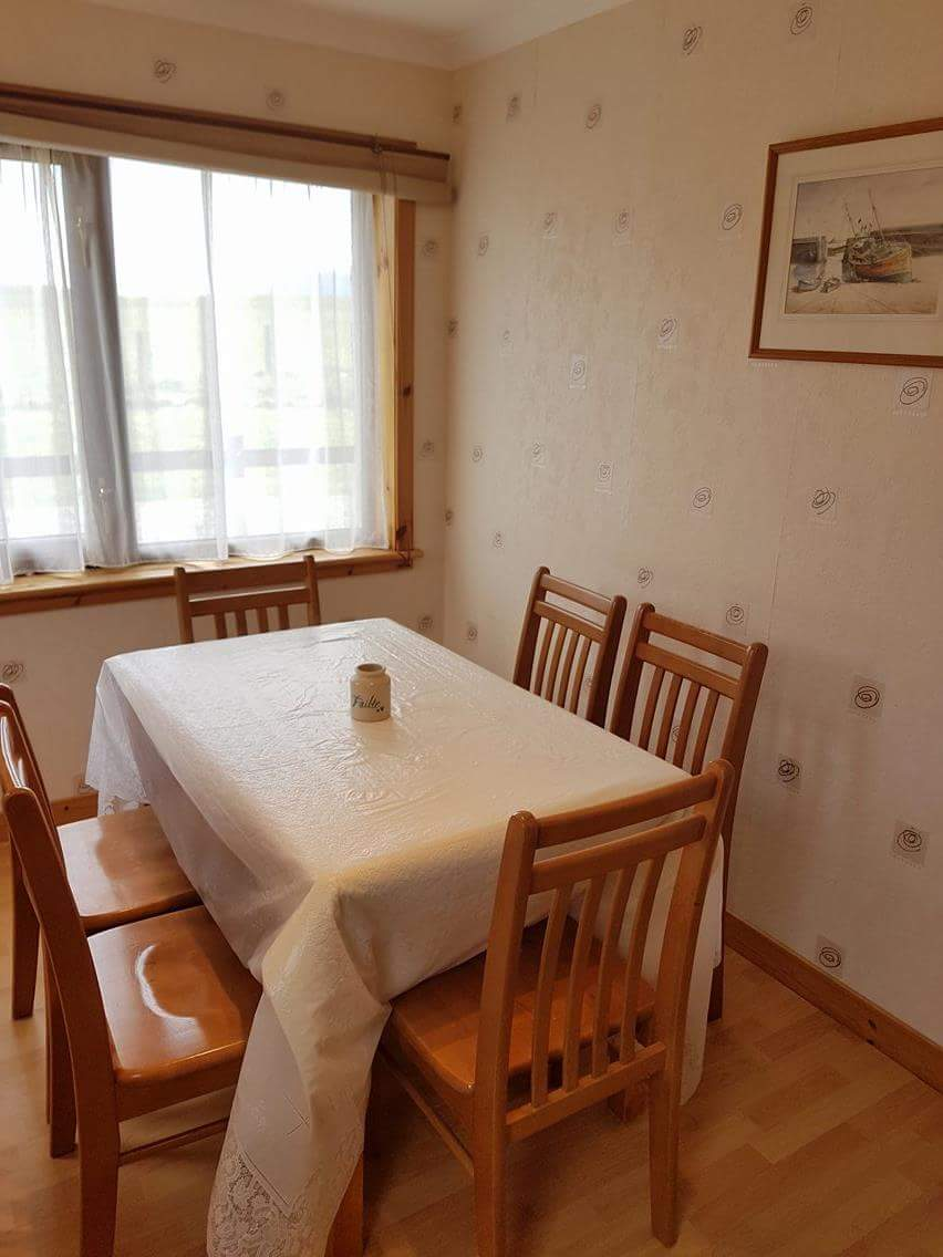 Dining Room of Kitchen