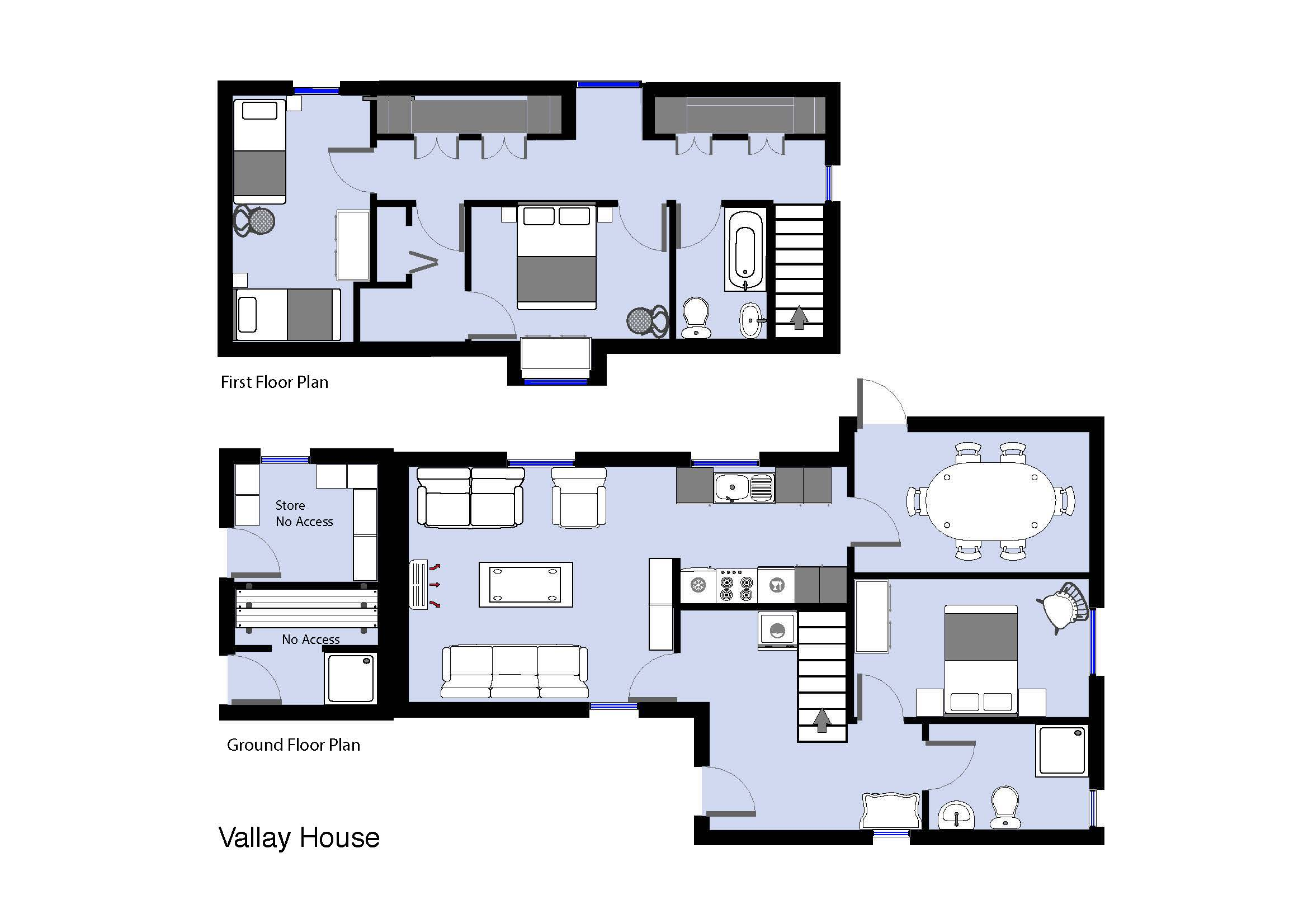 Vallay Floor Plan