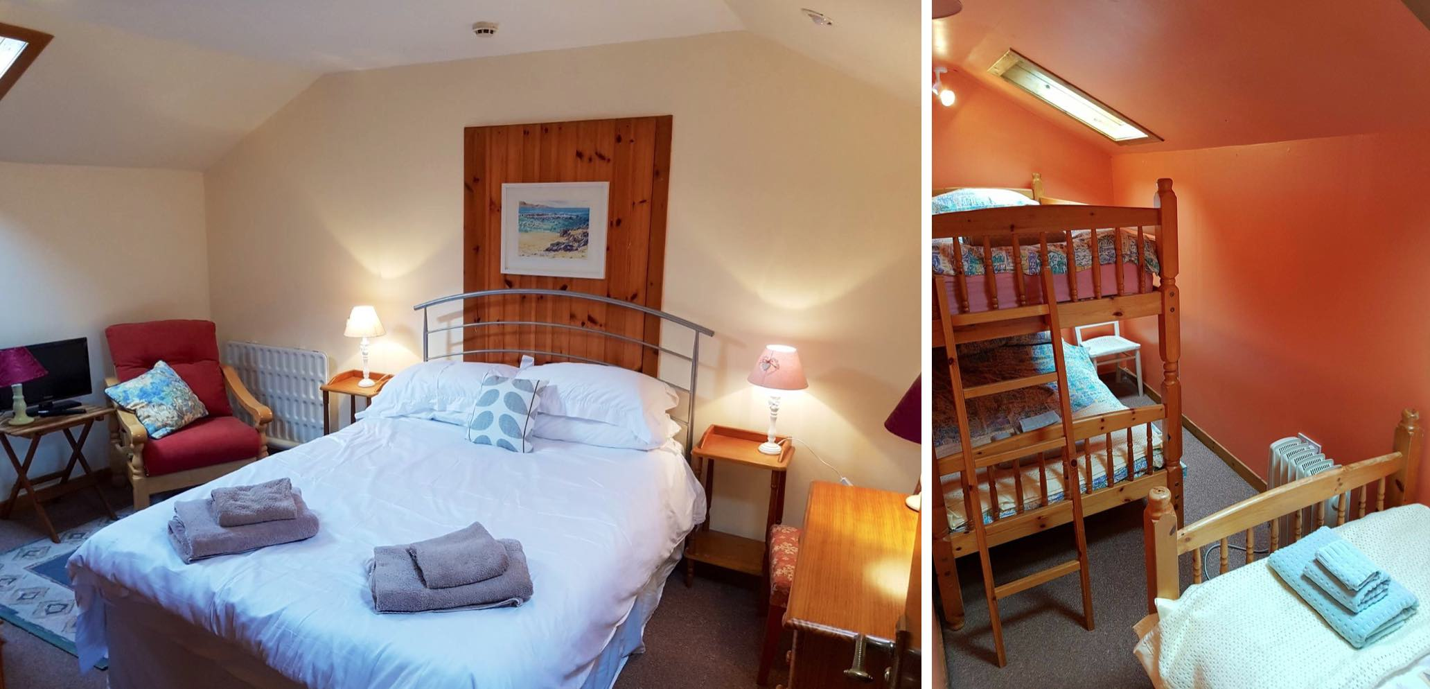 Byre Cottage Self Catering, Scarista, Harris