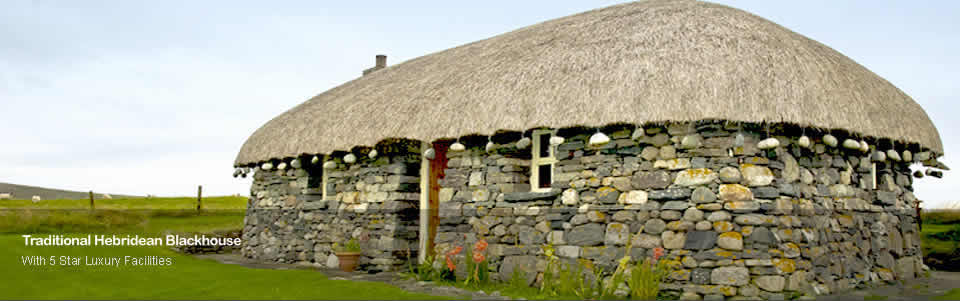 Borvemor Blackhouse, Isle Of Harris
